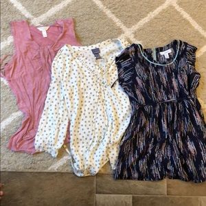 Maternity Shirt Bundle